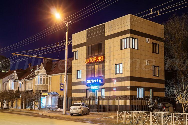 Виктория, гостиничный комплекс