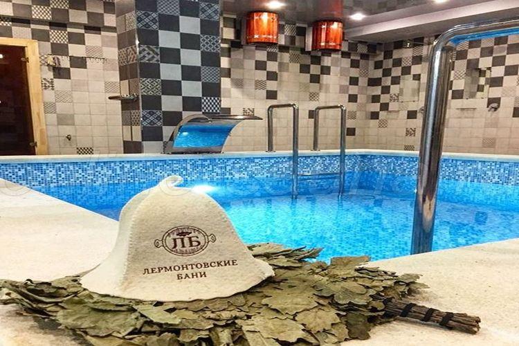 Лермонтовские бани, банный комплекс