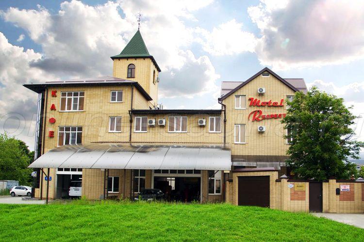 Motel-Respect, гостиничный комплекс