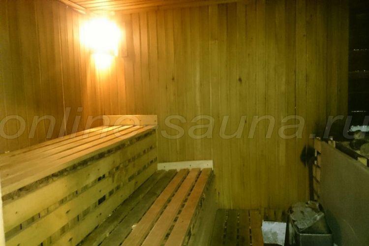 Наши Бани, семейная баня на дровах