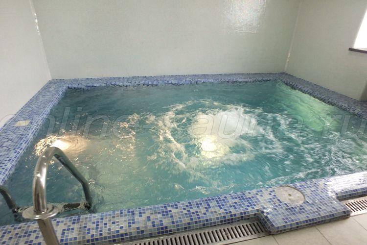 Восьмое небо, гостинично-банный комплекс